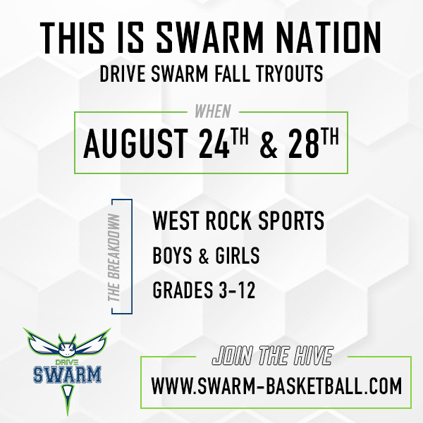 Drive Fall Tryouts