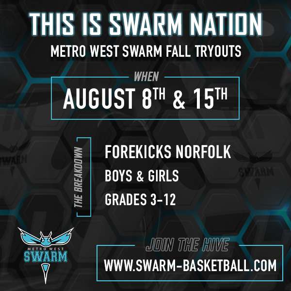 Metro West Fall Tryouts