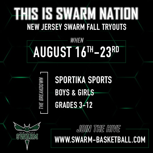New Jersey Fall Tryouts