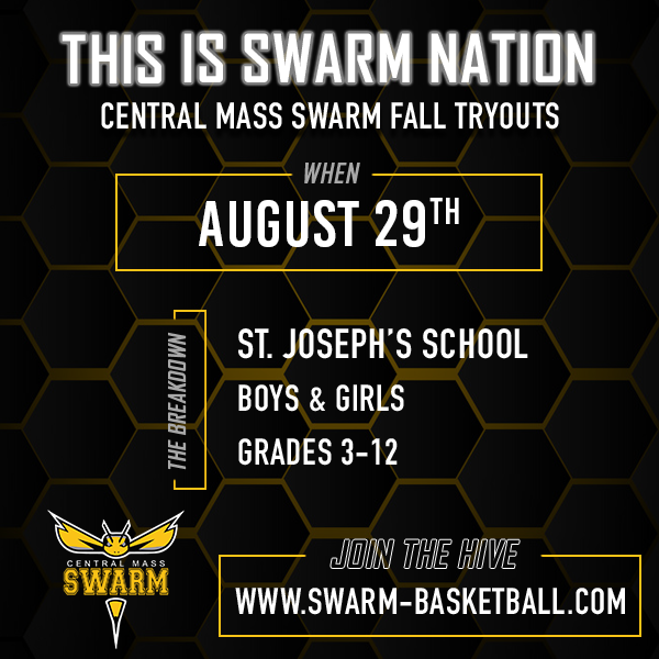 Central Mass Fall Tryouts