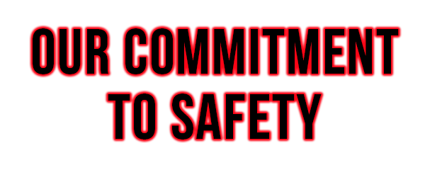 commitment to safety CT