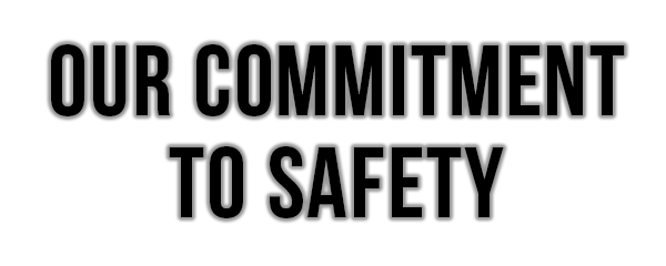 commitment to safety West